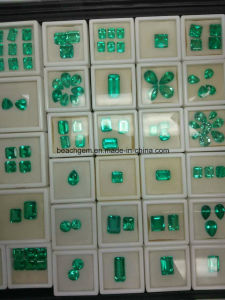 Biron Created Emerald Loose Gemstones pictures & photos