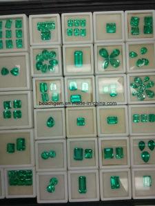 Biron Created Emerald Loose Gemstones