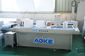Box Sample Cutting Machine Dcz50 pictures & photos