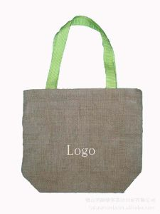 Simple, Custom Design and Print Logo Nonwoven Shopping Bag for Sale pictures & photos
