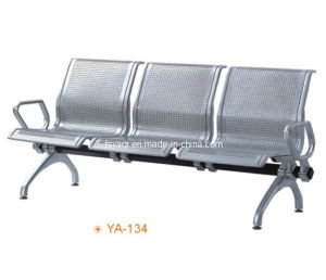 3-Seater Price Stainless Steel Waiting Room Chairs Competitive Waiting Room Chairs (YA-134) pictures & photos