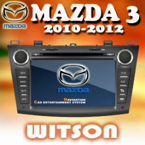 Witson DVD for New Mazda 3 (W2-D9623M) (2010-2012) pictures & photos