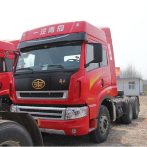 China Brand Faw J5p 6X4 Trailer Head Tractor Truck pictures & photos
