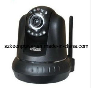 Indoor Wireless IP Camera with Wi-Fi Function (IPC003) pictures & photos