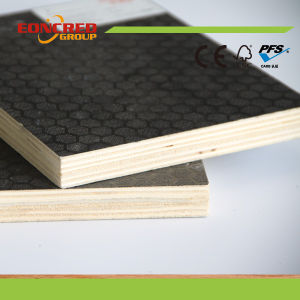 2016 Hot Sale Black Dynea Brown Film Faced Shuttering Marine Plywood Manufacturer (1220*2440mm, 1250*2500mm) pictures & photos