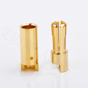 5.5mm Gold Plated Connector, RC Connector