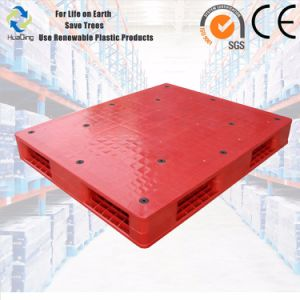 1200*1000 Environmentally Friendly Packing Plastic Pallet From China pictures & photos