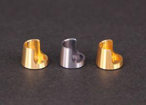 Custom Precision Machining Brass Aluminium CNC Parts pictures & photos