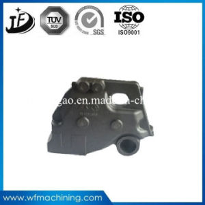 China Foundry Sand Casting Auto Parts with Resin Casting Process pictures & photos