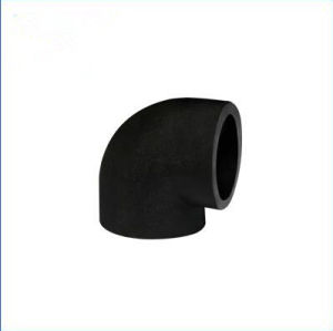 HDPE Pipe Fitting of 90 Deg Elbow pictures & photos