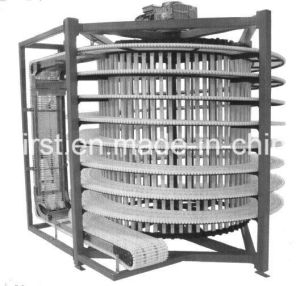 Bread Hamburger Toast Spiral Cooling Tower pictures & photos