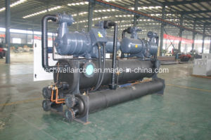 Water Cooled Screw Water Chiller pictures & photos