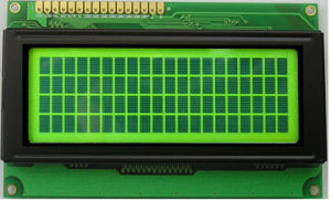 20X4 Character LCD Module (TC2004A-01)