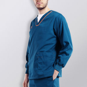 OEM Hospital Nurse Uniform Wholesale, Hospital Nurse Medical Scrubs Set pictures & photos