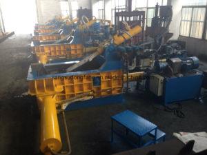 Y81t-500 Scrap Steel Hydraulic Metal Baler pictures & photos