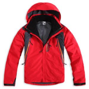 Nylon Men′s Outdoor Jacket (A006-02)