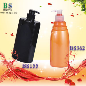 Pet Square Plastic Bottle for Lotion pictures & photos