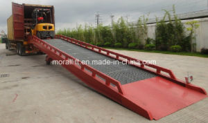 Electric Container Ramp From China pictures & photos