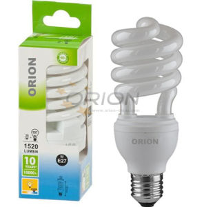 Super Compact 25W, 30W Half Spiral Energy Saving Lamp pictures & photos