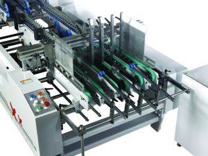 Xcs-800fcn Multifunctional Automatic High-Speed Folding Gluing pictures & photos