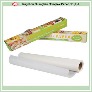 Silicone Coated Cooking Paper 5m pictures & photos
