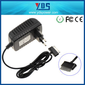 12V 1.5A EU Wall Plug Adapter with 36pin Connector pictures & photos