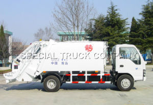 Dongfeng 2axle Garbage Truck 5t pictures & photos