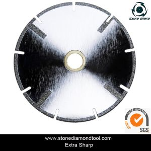 Electroplated Cutting/Grinding Blade/Diamond Saw Blade pictures & photos