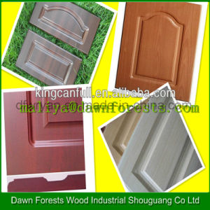Customized PVC Membrane Cabinet Door pictures & photos