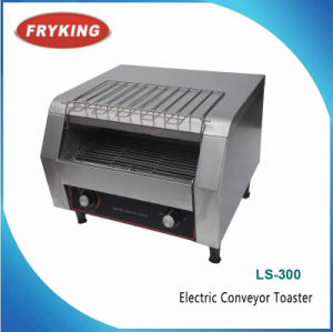300 Slices Bread Electric Conveyor Toaster for Restaurant pictures & photos