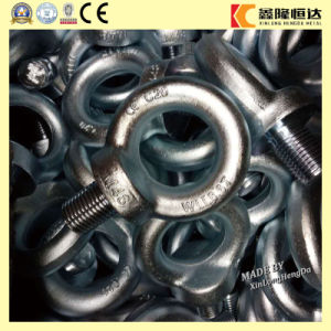 304 Stainless Steel Eye Bolt DIN580 M4-M64 pictures & photos