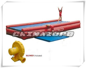 Premium Grade Inflatable Gym Air Track Mat for Gymnastics Exercise