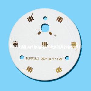 Sinlge Side Aluminum 7*1W LED PCB