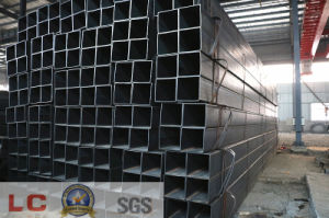 150mmx150mm Black Square Steel Pipe pictures & photos