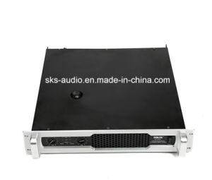 Economical 2 Channels Professional Power Amplifier for KTV, Conference and Show pictures & photos
