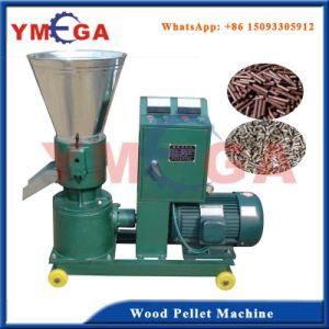 Factory Price Continuous Durable Indutrial Sawdust Pelleting Machine pictures & photos