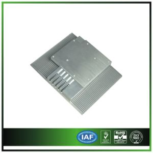 Extruded Aluminum Heat Sink for Graphics Card pictures & photos