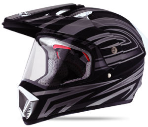High Quality Wholesale Motocross Helmets with Visor ECE/DOT Certification pictures & photos