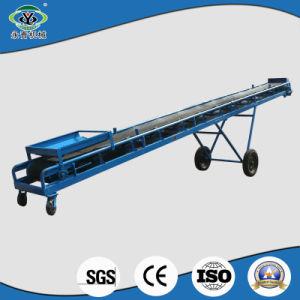 Mini Horizontal Portable Flat Belt Conveyor (TD4091) pictures & photos
