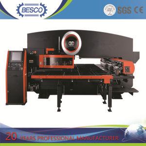 Hole Hydraulic CNC Turret Punching Machine pictures & photos