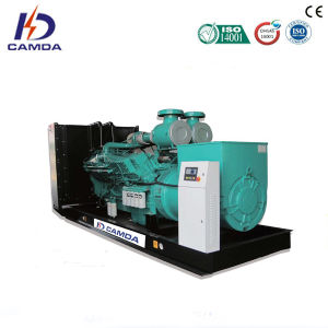 1100kw/1375kVA Cummins Diesel Generator Sets Open Type pictures & photos