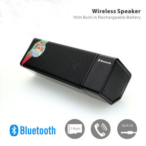 Magic Cube Cordless Speakers Aux in Supported pictures & photos