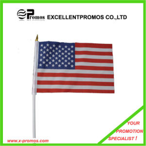 High Quality Polyester Adversiting Cheap Custom Flag (EP-F7163) pictures & photos