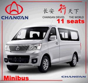 Changan Brand Hiace Mini Van pictures & photos