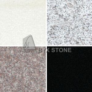 Polished Black/Red/Grey/White Granite for Tile & Slab pictures & photos