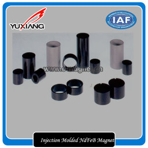 Injection Molded NdFeB Magnet pictures & photos