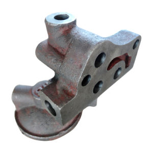OEM Custom Iron Sand Casting Parts pictures & photos