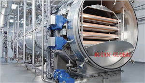 Belt Vacuum Continuous Drier for Medicine Extract pictures & photos