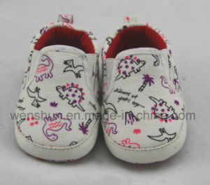 Simple and Classic Designs Baby Shoes Ws1004 pictures & photos