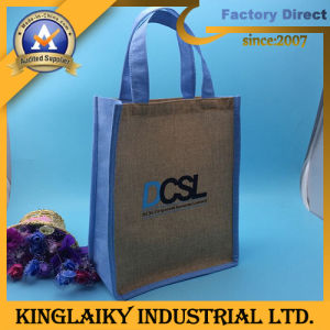 High Quality Promotional Gift Shopping Bag with Logo (B-05) pictures & photos